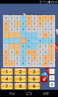 Free Sudoku- screenshot thumbnail
