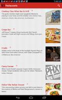 Screenshot of Phoenix New Times