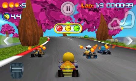 PAC-MAN Kart Rally by Namco Screenshot 4