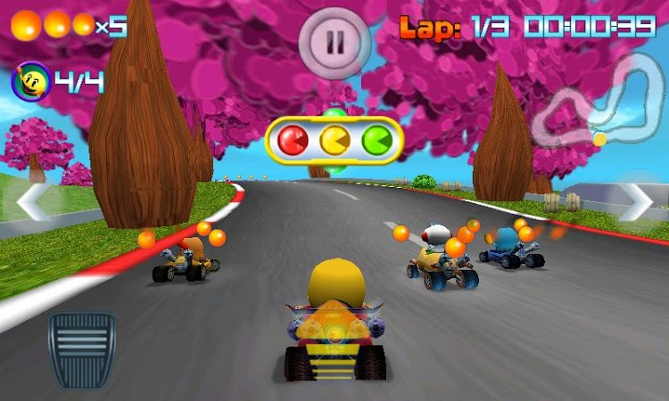 PAC-MAN Kart Rally by Namco v1.3.5 (Full)