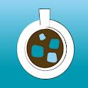 Café Frappé logo