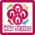 Hair Styles Step by step icon