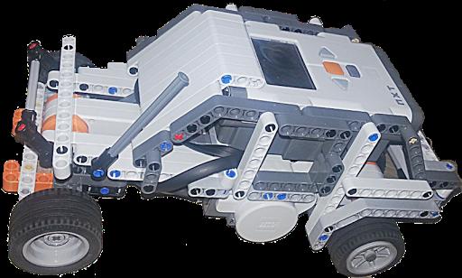 Handler for LEGO Car