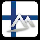 Mapas de Finlandia icon