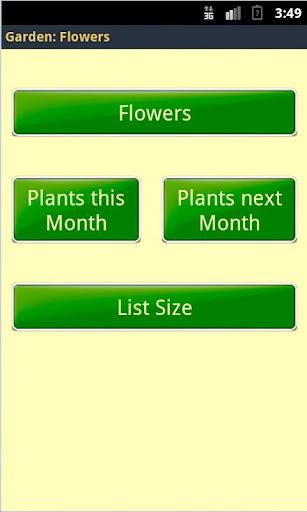 Garten: Blumen frei