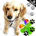 Cute Dog Theme for GO Launcher icon