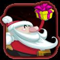Jumpy Santa icon