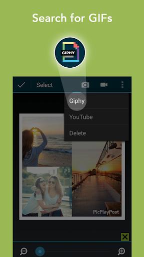 Video Collage Maker, Gif Maker - PicPlayPost screenshot