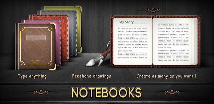 Notebooks Pro v3.9 Android APK Download image