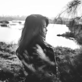 by Chuyên Blue - People Portraits of Women