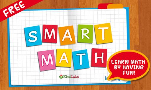Smart Math - free kids game