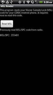 MSL Reader - screenshot thumbnail