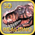 恐龙 3D - Tyrannosaurus Free icon