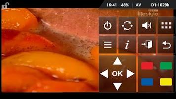 Screenshot of net-TV mobile2