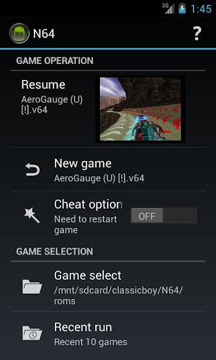 ClassicBoy (Emulator) 2.0.3 screenshots 2