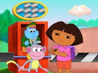 Dora in Troll Land