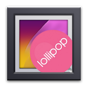 Gallery Lollipop (Ads free)