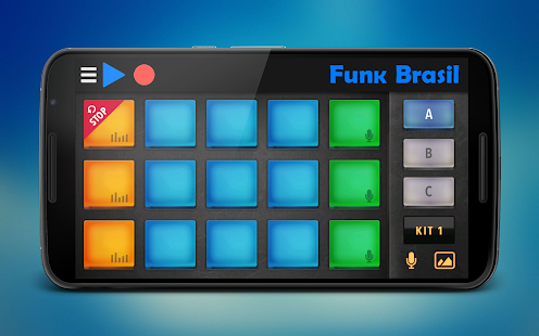 Screenshots of Funk Brasil for iPhone