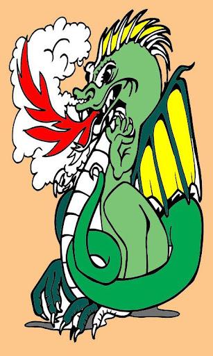 Dragon Paint HD