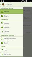 Screenshot of My Money