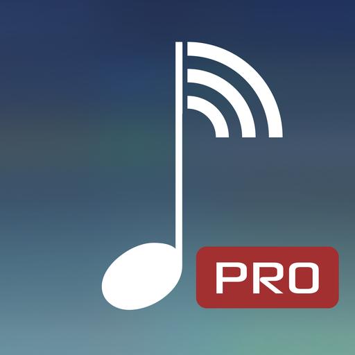 MyAudioStream Pro 音樂 App LOGO-APP試玩