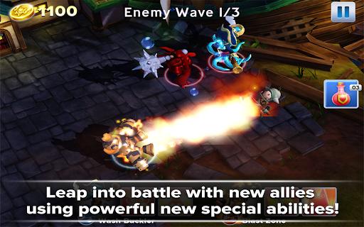 Игра Skylanders Battlegrounds™ для планшетов на Android
