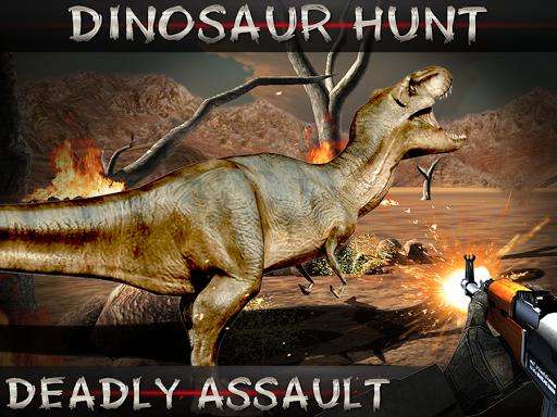 玩動作App|恐龙亨特 - 致命免費|APP試玩