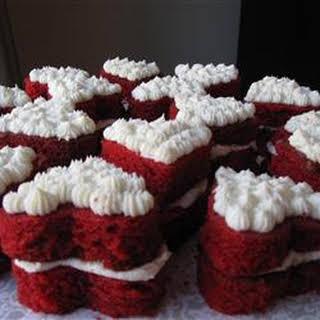 So Moist Red Velvet Cake.