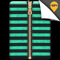 Zipper Lock Free Fabric Coll. 1.1.2