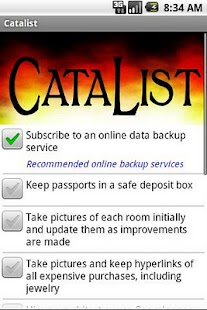 Catalist- screenshot thumbnail