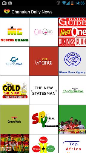Ghanaian Daily News Videos