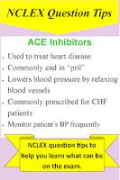 Screenshot of NCLEX Questions