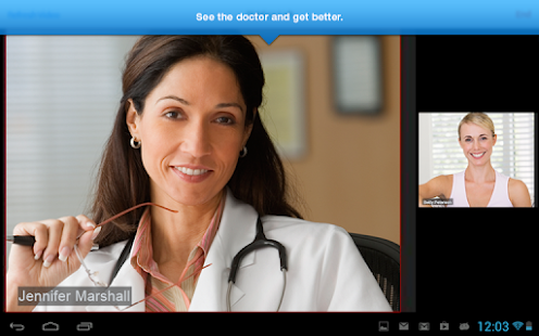 Amwell: Live Doctor Visit Now - screenshot thumbnail