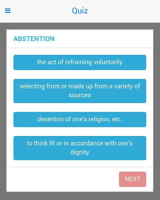 SAT GRE GMAT vocab by edMantra- screenshot