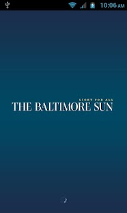 Baltimore Sun - screenshot thumbnail