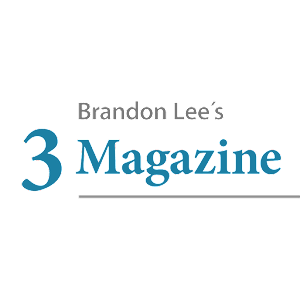 Three Appazine by Brandon Lee