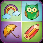 Juegos de Lógica para Niños icon