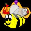 Kids Puzzle Bee icon