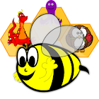Kids Puzzle Bee icon