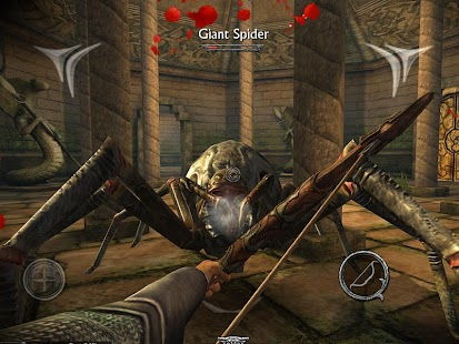 Ravensword: Shadowlands 3d RPG Screenshot