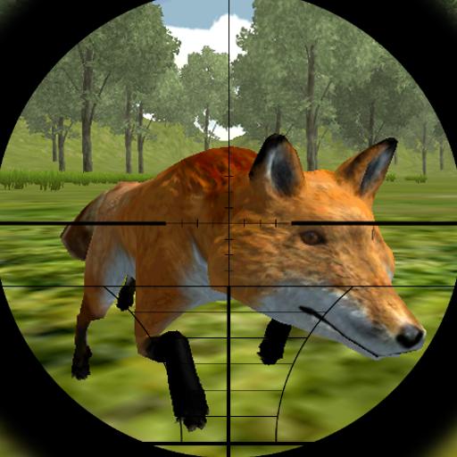 狙擊獵人狐狸專家2015年 LOGO-APP點子