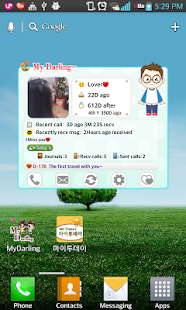 MyDarling - Couple Application- screenshot thumbnail
