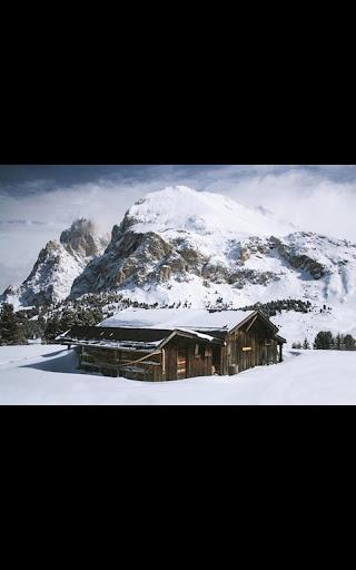 HD Photo Snow Mountain LWP
