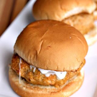 Chicken Ranch Burgers