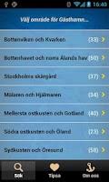 Screenshot of Gästhamnsguiden