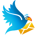 Bird Mail Free Email App icon