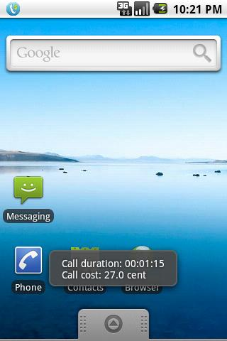 Call Cost 2 - screenshot