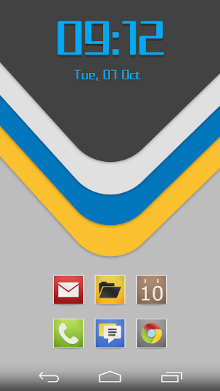 Cadrex - Icon Pack- screenshot thumbnail