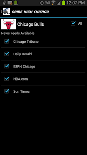 GAME HIGH Chicago Sports- screenshot thumbnail