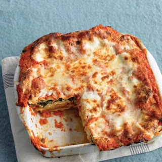 Roasted Vegetable Lasagna.